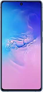 Samsung Galaxy S10 Lite G770F 128GB Dual SIM GSM Unlocked Phone (International Variant/US Compatible LTE) - Prism Blue