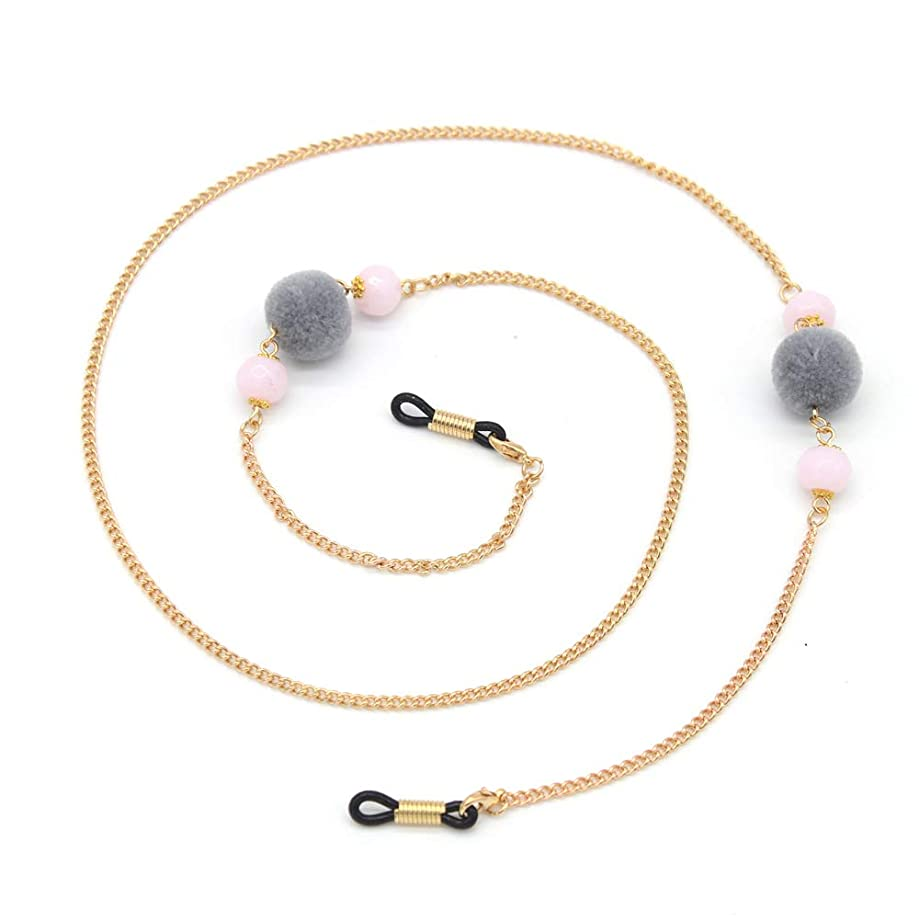 Women's Boho Chic Handmade Eyeglass Necklace Holder, Eyeglass Chain (Choice of 3 Fashionable Styles)