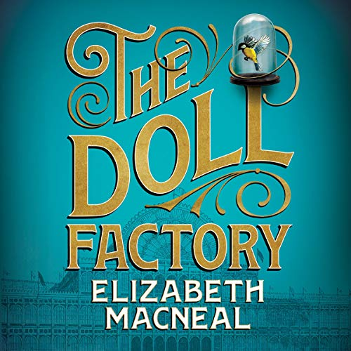 The Doll Factory cover art