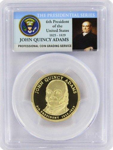 2008 Adams Presidential S Proof John Quincy Adams Presidential...