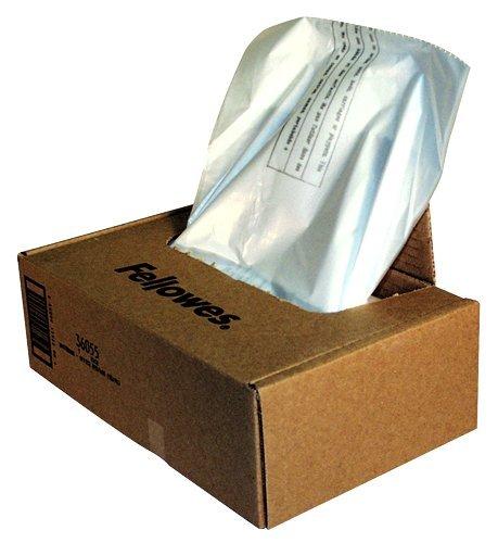Fellowes 36055 Aktenvernichter Abfallsäcke für C-380 / C-480 Serie