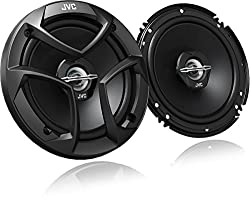 "Top 10 Best Car Speakers Review - JVC CS-J620 300W 6.5"" CS Series 2-Way Coaxial Car Speakers"