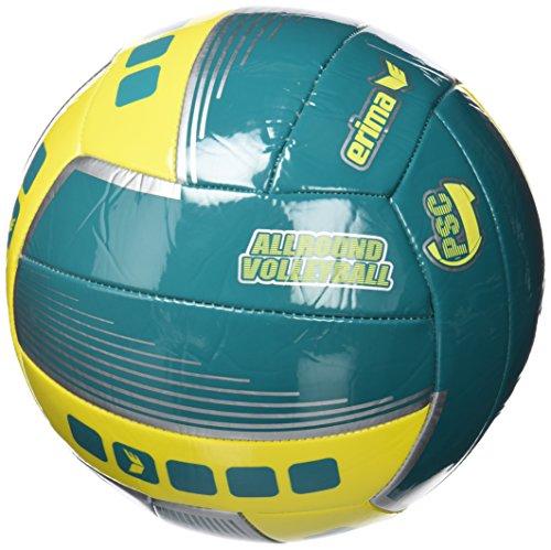 ERIMA Herren Allround Volleyball mintgrün/gelb