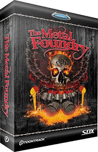 Toontrack SDX The Metal Foundry - Superior Drummer Erweiterung