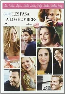 Que Les Pasa A Los Hombres (Import Movie) (European Format - Zone 2) (2010) Ben Affleck; Jennifer Aniston;