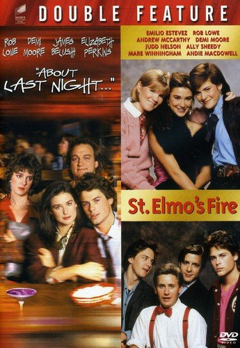About Last Night St.Elmos Fire