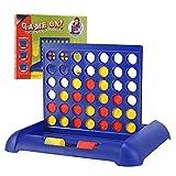 Juguetes De Ajedrez Educativos Tridimensionales Para Niños Cuatro En Fila 4 En Línea Divertidos Niños Familias Fiestas Bingo Clásico Juegos De Mesa Entretenimiento