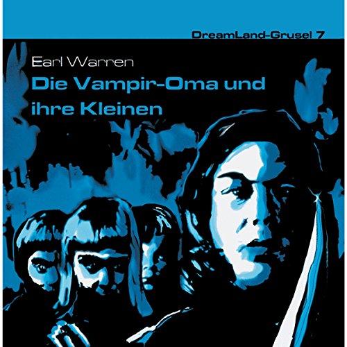 Page de couverture de Die Vampir-Oma und ihre Kleinen