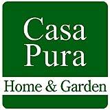 casa pura® Waschmaschinenunterlage mit hoher Vibrations- & Schalldämpfung | 60x60x2cm | aus recyceltem Gummigranulat | schwarz - 5