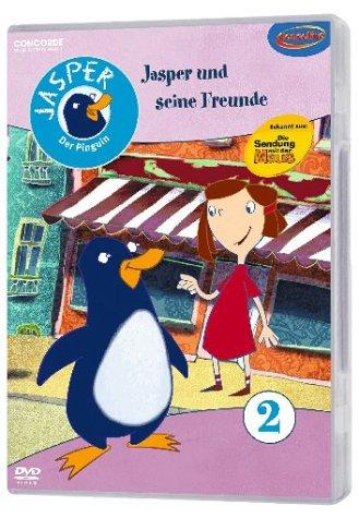 Jasper, der Pinguin 2 - Jasper und seine Freunde