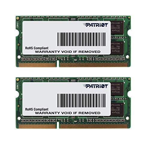 PNY MD16384KD3-1600-X9 16GB DDR3 Kit Cas 9 2x8GB Kit