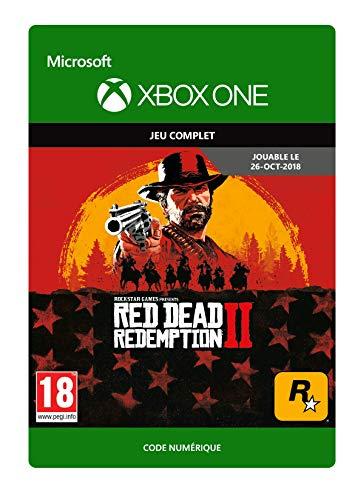 Red Dead Redemption 2: | Xbox One - Code jeu à télécharger