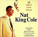 Songtexte von Nat King Cole - 20 Great Love Songs