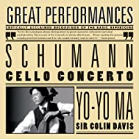 Schumann: Cello Concerto / Piano & Cello Pieces ~ Ma (2005-10-18)