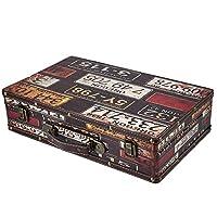 収納ボックス、木製装飾収納ケース、ディスプレイ収納用ポータブル