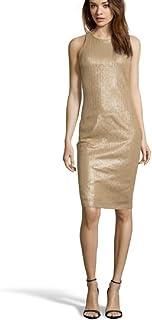 b13f64c276d1 Amazon.es: vestidos dorados - suiteblanco: Ropa
