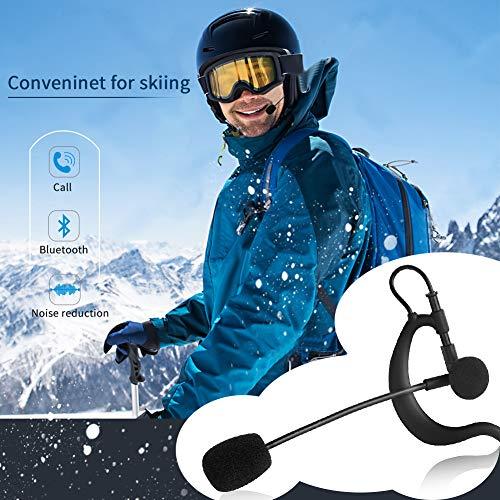 ZqiroLt Headset, Helmet Referee 3.5mm Headset Ear Hook Monaural Earphone f¨¹r Vnetphone V4/V6/FBIM-Black