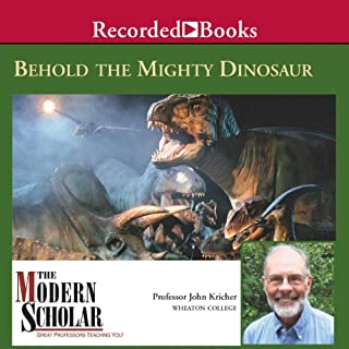 Behold the Mighty Dinosaur cover art