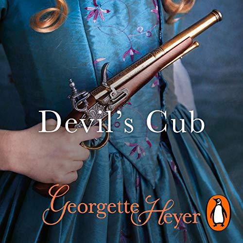 Devil's Cub cover art