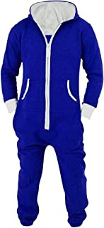 Hajotrawa Mens Comfortable 2 Pcs Nightie Homewear Long Sleeve Pajama Set
