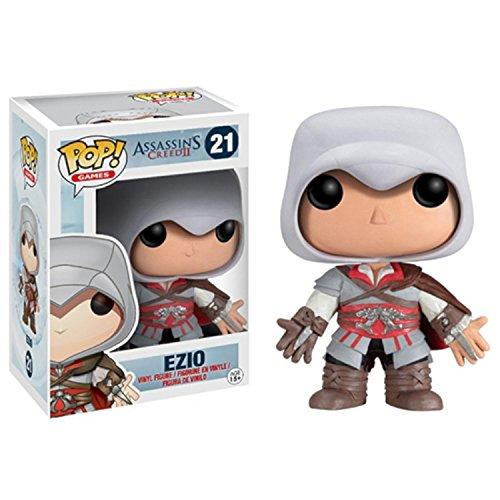 Figura Pop Videojuegos: Assasins Creed Ezio