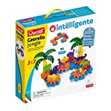 Quercetti - 13/2336 - Constructions - Jeu D'Engrenage Et Construction