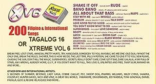 Karaoke Song Chip - Tagalog #15 (Xtreme 6) (40 Pin)