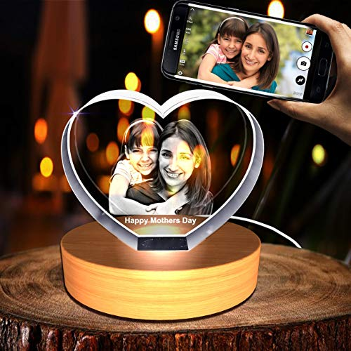 Personalized 3D Holographic Photo
