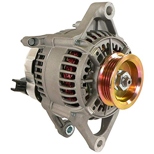 Price comparison product image DB Electrical AND0048 Alternator Compatible With / Replacement For 2.2L 2.5L Chrysler Daytona 1990 1991 1992 1993,  Dynasty,  Lebaron,  Dodge B Series Van 1992-1997,  Caravan Spirit 1990-1995