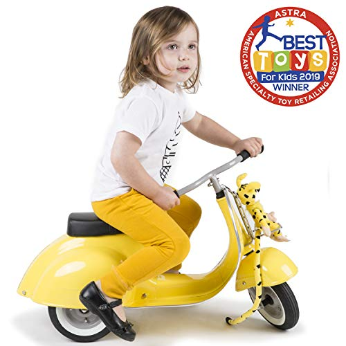 Review ambosstoys Toddler Scooters for Boys and Girls Primo – Durable, Valuable and Timeless Desig...