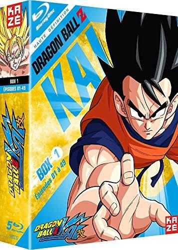 Dragon Ball Z Kai-Box 1/2 Collector BluRay [Blu-Ray]