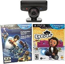 Sony PlayStation 3 Eye Camera + EyePet Game + PS3 Sampler (15 Games) (Bulk Packaging) BUNDLE