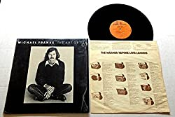 Michael Franks THE ART OF TEA - Reprise Records 1975 - USED Vinyl LP Record - 1975 Pressing - Mr. Blue - Jive - Monkey See-Monkey Do - Nigtmoves