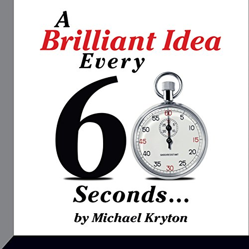 A Brilliant Idea Every 60 Seconds cover art