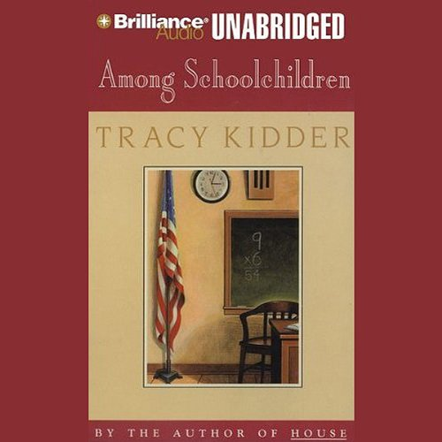 Among Schoolchildren audiobook cover art