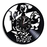 Day of The Tentacle Remastered Video Game Vinyl Record Wall Clock, Day of The Tentacle Remastered Home Decor Ideas