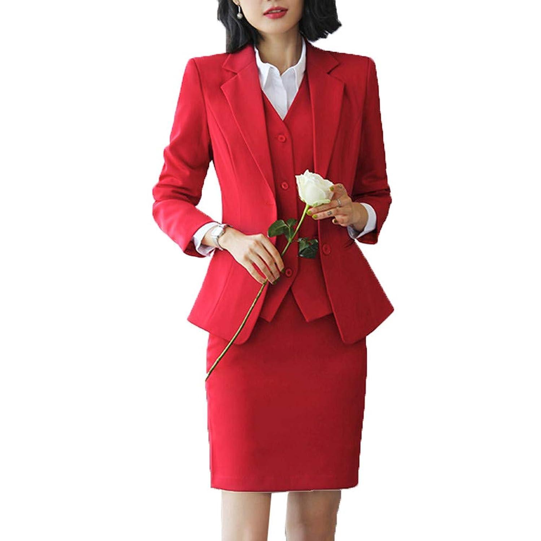[美しいです]レディース ビジネス 洋服 二点セット 二つボタン スーツ 通勤 エレガント オフィス セットスーツ 就活 面接 ブレザー パンツスーツ ブレザー