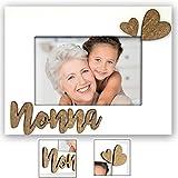 Zep MM467HI Cornice Nonna Hi In Legno, Bianco