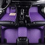 GLLXPZ Alfombrillas de Coche Personalizadas, para Lexus RX NX RX300 RX450H NX200 NX300h 2010-2019, Alfombrillas Antideslizantes con Revestimiento Completo