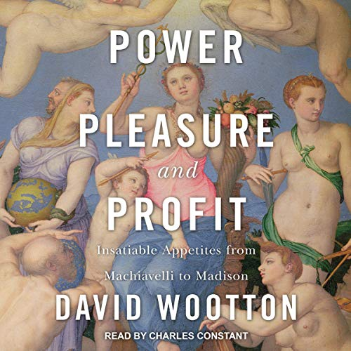 Power, Pleasure, and Profit cover art