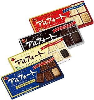 ブルボン アルフォート ミニチョコレート 4種×5箱 セット