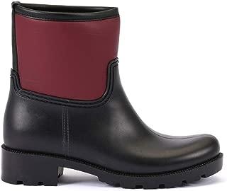 ESEM B0007 Yağmur Botu Kadın Ayakkabı Bordo