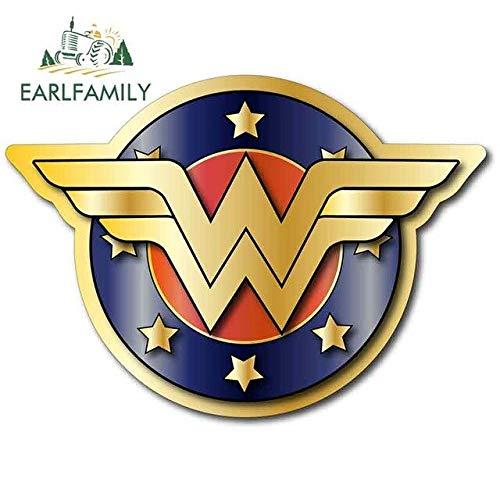 A/X 13 cm x 9,5 cm für Wonder Woman Amazon Woman Persönlichkeit Aufkleber Vinyl Auto Aufkleber Auto Zubehör Auto Dekoration