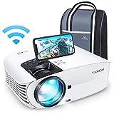 VANKYO Leisure 510PW Proiettore WiFi 5Ghz Videoproiettore 1080P Nativo 64° Correzione 7200 Lux, con...