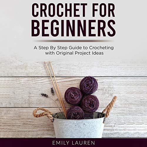 Crochet for Beginners cover art