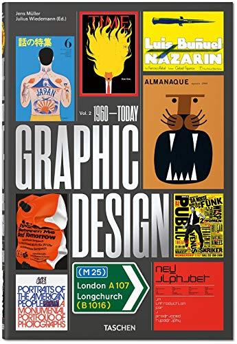 La historia del diseño gráfico. Vol. 2, 1960 hasta hoy