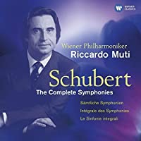 Complete Symphonies by F. SCHUBERT