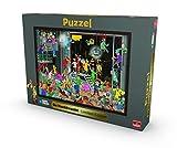 Goliath-Rompecabezas para Toda la Familia Puzzle La Ronda de la Noche-Edición Limitada (71392006)