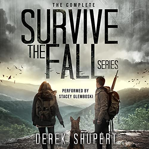 The Complete Survive the Fall Series (A Post Apocalyptic Survival Thriller, Books 1-5) cover art