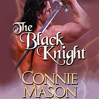 The Black Knight audiobook cover art